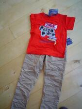SO 12- PEZZO D´ORO verano DRIVE Camiseta, rojo talla 116-140