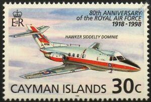 HAWKER SIDDELEY DOMINIE / RAF Airplane Aircraft Stamp