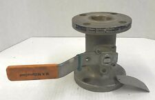 "Cooper Dynaseal 310D Ball Valve 2"", Sz 2R, Type B102, 170 PSI, K455996 W/ handle"