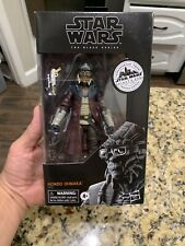 Star Wars Black Series Hondo Ohnaka Galaxy Edge Target Exclusive