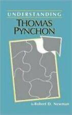 Understanding Thomas Pynchon Taschenbuch Robert D.Newman