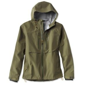 Orvis Men's Clearwater Wading Jacket - MOSS *Just Arrived!*