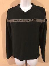 Woman's Harley Davidson V-neck Sweater Size S