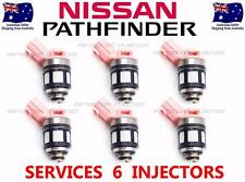 FUEL INJECTOR SERVICE KIT SUIT NISSAN PATHFINDER R50 VG33E 3.3L 00-05 INJECTORS