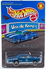 Hot Wheels Van de Kamps Promo '67 Pontiac GTO Special Edition 1998