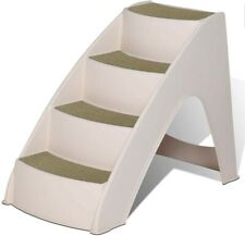 Non-Fold Design Strong Support Lite Pet Stairs For Small to Medium Dogs and Cats