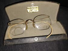 Vintage 1930s American Optical Eyeglasses 12Kgf