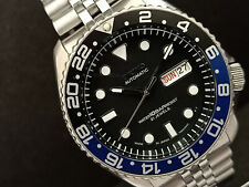 SEIKO DIVER 7S26-0020 SUBMARINER MOD AUTOMATIC MENS WATCH 710207