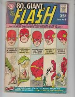 Eighty Page Giant 4 G+ (2.5) Featuring The Flash stories!