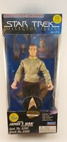 "Star Trek Capt. James T. Kirk Playmates Collector's Series Edition 9"" Figure"