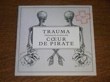 RARE CD PROMO 12 TITRES / COEUR DE PIRATE / TRAUMA / TRES BON ETAT