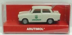 HERPA Nr.175333 Trabant 601 S 'ankerpharm' (SoMo Auflage 5000) - OVP