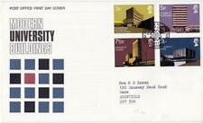 1971 Universities - PO - Edinburgh H/S - 7½p WITH MISSING PHOSPHOR ERROR