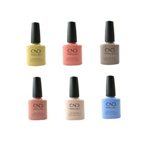 CND Shellac - The Colors Of You Collection - Choisissez n'importe quel