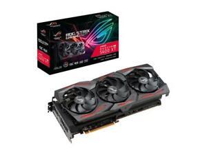 ASUS ROG Strix AMD Radeon RX 5600 XT ROG-STRIX-RX5600XT-T6G-GAMING Overclock