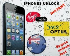 Optus/ Virgin Australia iphones Factory unlock INSTANT