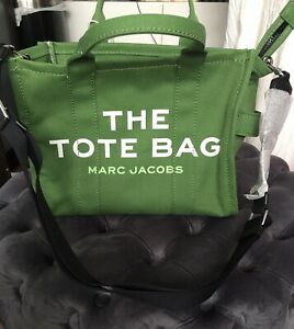 Marc Jacobs The Tote Bag Green
