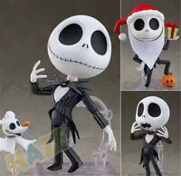 The Nightmare Before Christmas Jack Skellington Q ver Figure Toy Gift In Box