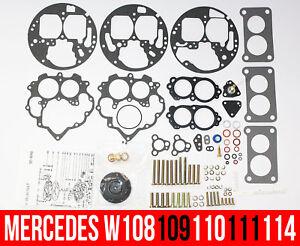 Reparatursatz Mercedes 220 230 250 - W114 108 109 110 - Zenith INAT Vergaser