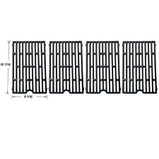 Jenn Air Grill Barbecue Porcelain Coated Cast Iron Cooking Grid Grate JGX271-4pk
