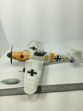 1/32 SCALE 21ST CENT. ULTIMATE SOLDIER GERMAN LUFTWAFFE BF-109 TANK BUSTER WW2