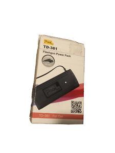 Pixel TD-381 Flashgun Power Pack New