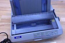 Epson LQ-590 Matrixdrucker 24-PIN Nadeldrucker Für Unternehmen Praxisdrucker