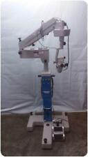 CARL ZEISS OPMI 6-CFC OPERATING MICROSCOPE W/ ZEISS UNIVERSAL S3 FLOORSTAND ! 20