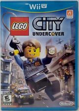 Lego City Undercover Nintendo Wii U Video Game with instructions Used 2013