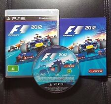 F1 2012 Formula 1 (Sony PlayStation 3, 2012) PS3 Game - FREE POSTAGE