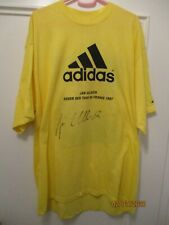 Jan Ullrich  - Tour de France Sieger 1997 - Adidas Shirt - original signiert -XL