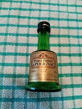 Miniatures Glass Cognac Collectors Bottle