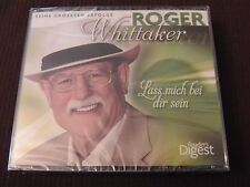 4 CD Roger Whittaker Lass mich bei dir sein Germany 2011   Sealed OVP