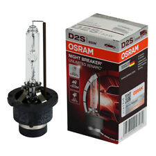Osram D2S Night Breaker Unlimited Xenon Brenner 66240XNB 4350K 70% mehr Licht