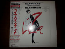 """Liza Minnelli / Liza With A """"Z"""" (A Concert For Television)"""