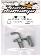 RC Team Durango TD310156 MOTOR MOUNT PLATE 25mm DEX410R 2010 Spec Buggy 1/10 NIB
