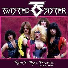 TWISTED SISTER-ROCK `N` ROLL SAVIORS - THE EARLY YEARS CD NEW