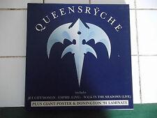 QUEENSRYCHE  MINI LP LIVE IN DONINGTON 91 HARD ROCK HEAVY METAL