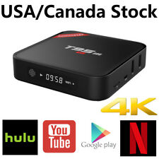 Rominetak Android 6.0 TV Box T95M Amlogic S905X Quad Core 1GB/8GB 4K UHD 3D