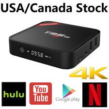Rominetak Android 6.0 Tv Box T95M Amlogic S905X Quad Core 1Gb/8Gb 4K Uhd 3D