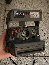 Polaroid CAMERA FOTOCAMERA EASY per 600 film-RARO