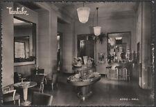 "cartolina MILANO ristorante bar ""tantalo""-via pellico-atrio,hall"