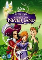 Peter Pan - Retour Pour Never Pays DVD Neuf DVD (BUA0190401)