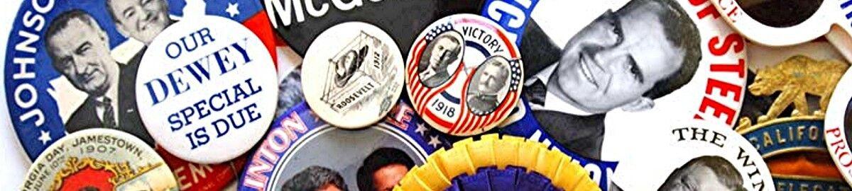 FINE POLITICAL ITEMS