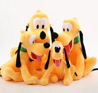 2016 New Pluto Hound Cute Dog Doggie Model Plush Baby Toys Doll Birthday Gift