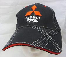 Mitsubishi Motors baseball cap hat adjustable v car advertising