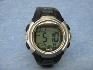 "Men's TIMEX ""1440 Sports"" Water Resistant Digital Watch w/ New Battery"