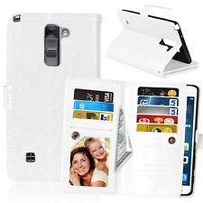 Photo 9 Card Wallet Leather Flip Case Cover For LG G3 4 5 C40 K7 8 10 V20 X5 K3