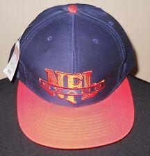 NEW vtg CHICAGO BEARS Youth Snapback Hat Cap NUTMEG 80's 90's NFL Football NOS
