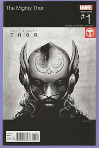 Mighty Thor 1 Hip Hop variant MF Doom Madvillainy homage Jane Foster Thor 1st v